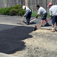 Asphalt Paving Columbia