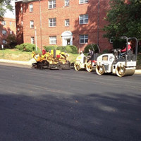 Asphalt Resurfacing  and overlays