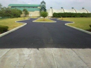 Your parking lot says a lot about your business, and an asphalt parking lot is one of the best options.