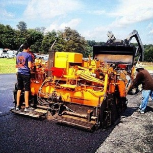 Commercial Parking Lot Paving Howard County