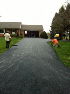 Fall is one of the most important times of year for driveway maintenance.