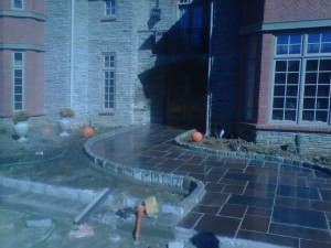 Paving contractor Mt. Airy