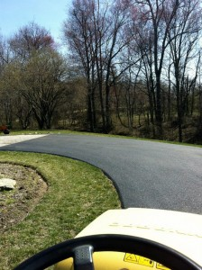 Residential Driveway paving Frederick County