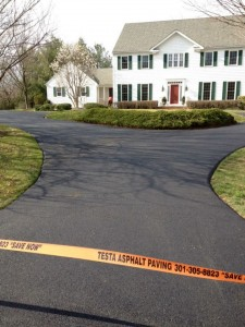 Driveway Installation Frederick County