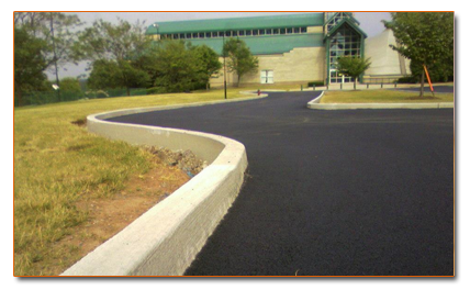 Commercial Paving Contractor